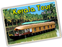 Kerala Tour Package, South India Tour On Best Rates.